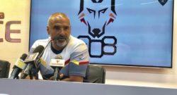 """Liverani in conferenza: """"Rigore del Napoli è ineccepibile mentre la ripetizione inguardabile, hanno però meritato la vittoria. Non eravamo il Real dopo Torino e non siamo da buttare oggi"""""""