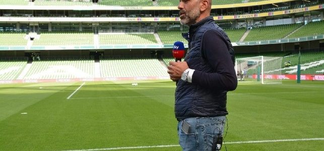 """Sky, Modugno: """"Ibrahimovic innamorato di Napoli e del San Paolo. C'è un rapporto di simpatia tra lui e De Laurentiis. E' una bella suggestione"""""""