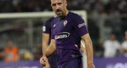 Giudice sportivo: stangata per Ribery, tre giornate di squalifica