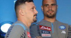 SSC Napoli, il report da Castel Volturno: terapie per Mario Rui e Maksimovic
