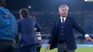 UFFICIALE – Oltre il danno la beffa: una giornata di squalifica ad Ancelotti!