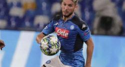 Sky - Mertens è legato al Napoli, il calciatore vuole rinnovare: difficile una sua partenza a gennaio