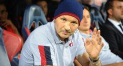 Mihajlovic dimesso dall'ospedale: domani assisterà all'allenamento del Bologna