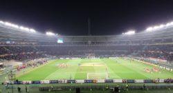 Rischio rinvio per Torino-Inter: campo coperto da teloni