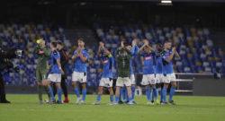 Liverpool-Napoli, i convocati: Insigne out! Fabian e Mario Rui aggregati in extremis