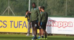 SSC Napoli: trauma contusivo alla spalla per Koulibaly, condizioni da valutare domani