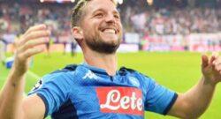 """Napoli-Inter, Mertens affaticato. Repubblica: """"Confronto con Gattuso, Dries ha già deciso?"""""""