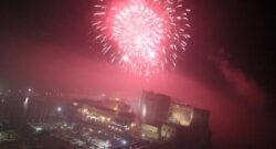 Il Napoli ha vinto la Coppa Italia! In città esplode la festa: fuochi d'artificio, trombette e bandiere