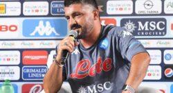 """Gattuso suona l'allarme: """"Negli ultimi minuti c'era un giocatore che in campo camminava"""""""