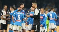 Juventus-Napoli, sarà 3-0 a tavolino con un punto di penalizzazione per gli azzurri