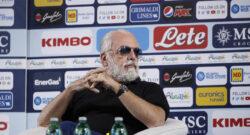 Stipendi Napoli ancora non pagati da De Laurentiis? La deroga FIGC glielo permette, ma atleti ed allenatori votarono contro in Consiglio Federale