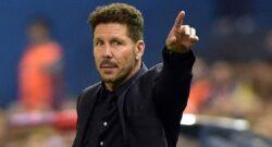 """Milik-Atletico Madrid, le parole di Simeone: """"Se la società riterrà opportuno prendere un attaccante, si muoverà di conseguenza"""""""