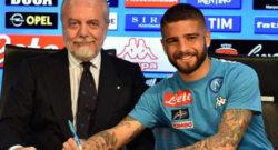 Sky - Insigne vuole restare a Napoli, si aspetta un ultimo rinnovo importante! Tutto nelle mani di ADL, nessuna trattativa col Milan