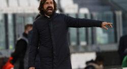 """Juventus, Pirlo: """"La Champions dipende solo da noi, dobbiamo vincere più gare possibile per qualificarci"""""""