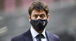 """Gravina conferma: """"Se la Juventus continua nel progetto Super League sarà esclusa dalla Serie A"""""""