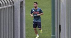 Mertens scalda i motori! CorSport: Dries cerchia una data per il ritorno in campo con il Napoli